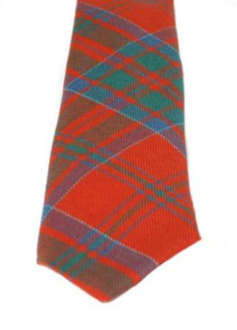 MacDonald of Keppoch Ancient Tartan Tie