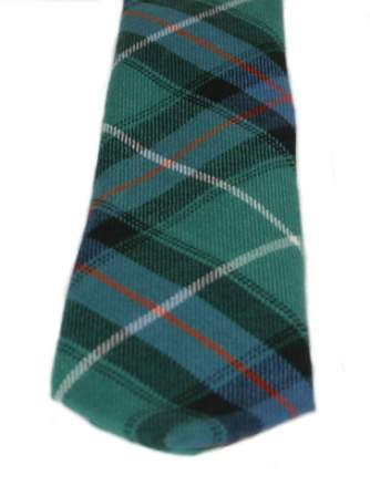 MacDonald of the Isles Hunting Ancient Tartan Tie