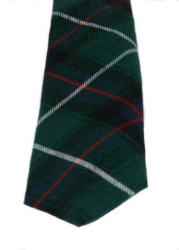 MacDonald of the Isles Hunting Modern Tartan Tie