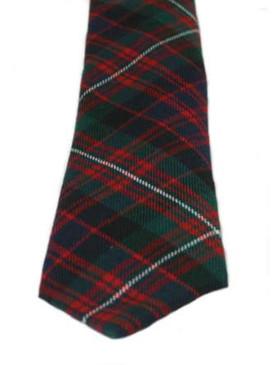 MacDonnell of Glengarry Modern Tartan Tie