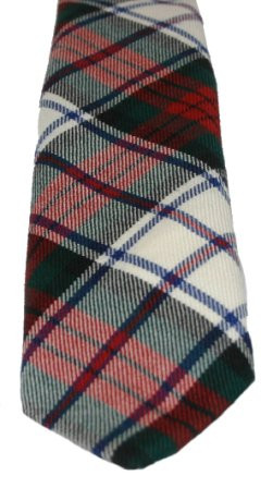 MacDuff Dress Modern Tartan Tie