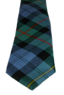 MacEwan Ancient Tartan Tie