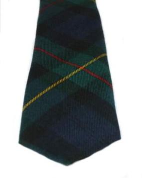 MacEwan Modern Tartan Tie