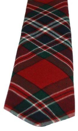 MacFarlane Clan Modern Tartan Tie