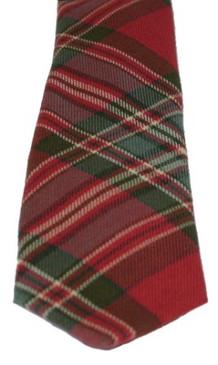 MacFarlane Clan Weathered Tartan Tie
