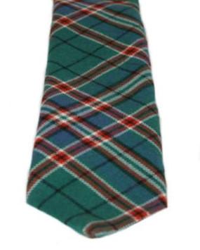 MacFarlane Hunting Ancient Tartan Tie