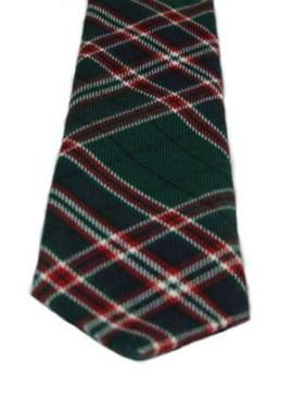 MacFarlane Hunting Modern Tartan Tie