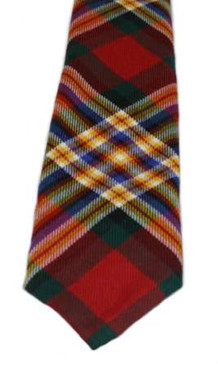 MacGill Modern Tartan Tie