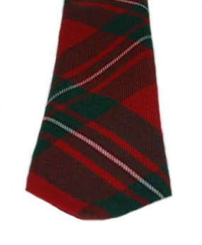 MacGregor Clan Modern Tartan Tie