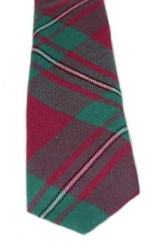 MacGregor Hunting Ancient Tartan Tie