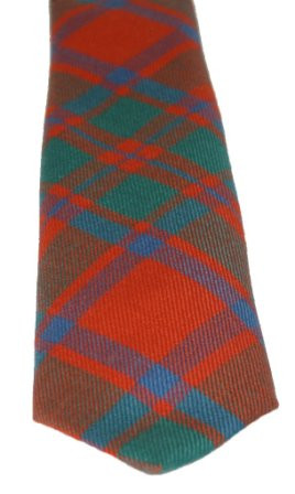 MacIntosh Clan Ancient Tartan Tie