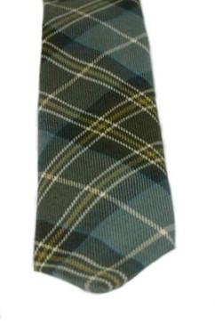 MacKellar Weathered Tartan Tie
