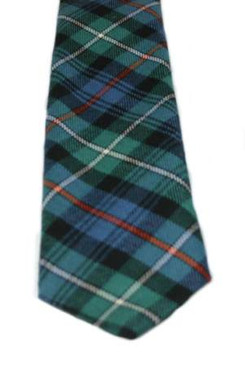 MacKenzie Ancient Tartan Tie