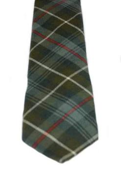MacKenzie Weathered Tartan Tie