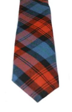 MacLachlan Ancient Tartan Tie
