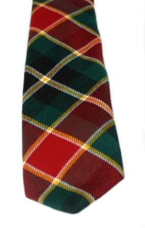 MacLachlan Old Modern Tartan Tie