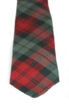 MacLachlan Weathered Tartan Tie