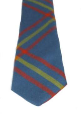 MacLaine Lochbuie Hunting Ancient Tartan Tie