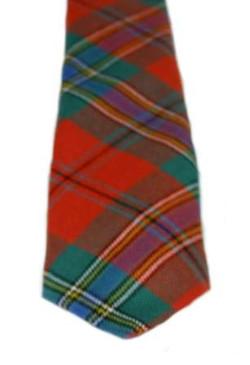 MacLean of Duart Ancient Tartan Tie