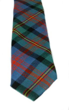 MacLennan Ancient Tartan Tie