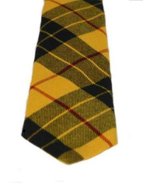 MacLeod Dress Modern Tartan Tie