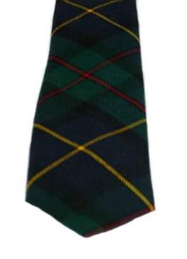 MacLeod of Harris Modern Tartan Tie
