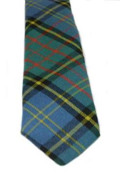 MacMillan Hunting Ancient Tartan Tie
