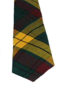 MacMillan Old Modern Tartan Tie