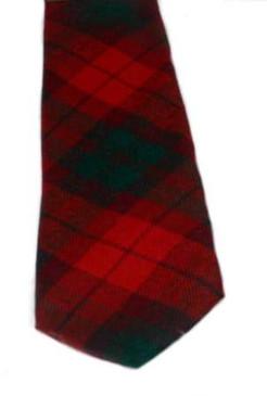 MacNaughton Modern Tartan Tie
