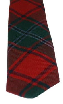 MacPherson Clan Ancient Tartan Tie