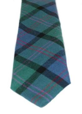 MacThomas Ancient Tartan Tie
