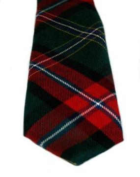 National Tartan Tie