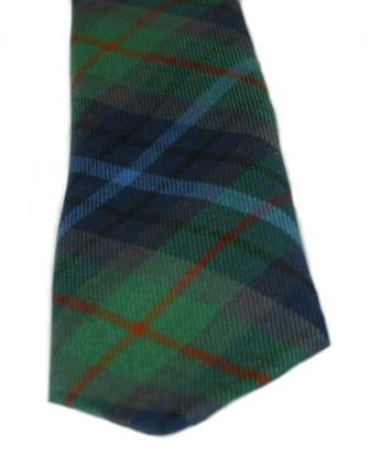 New York City Tartan Tie