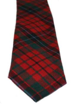 Nicolson Modern Tartan Tie