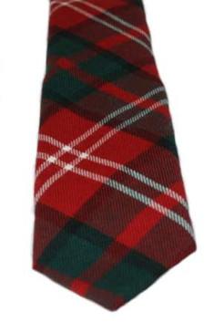 Nisbet Modern Tartan Tie