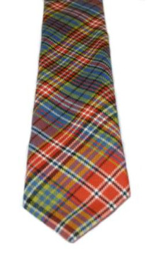 Ogilvie of Airlie Ancient Tartan Tie