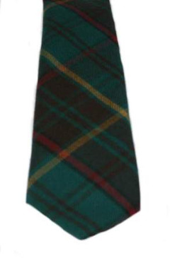 Ontario Canadian Tartan Tie