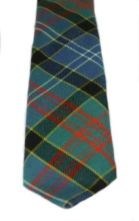Paisley Ancient Tartan Tie