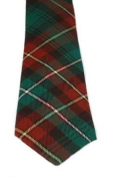 Prince Edward Island Canadian Tartan Tie