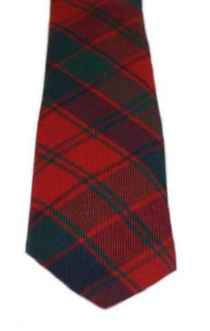Robertson Red Modern Reivr Tie