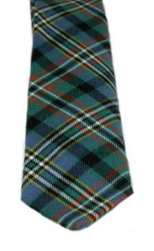 Scott Green Ancient Tartan Tie