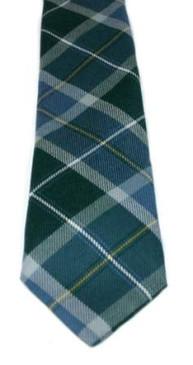 Scottish Borderland Tartan Tie