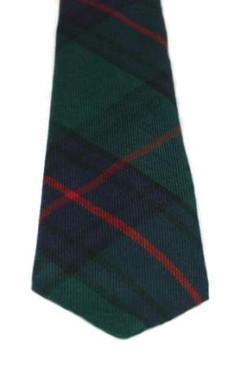 Shaw Modern Tartan Tie