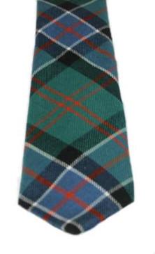 Sinclair Hunting Ancient Tartan Tie