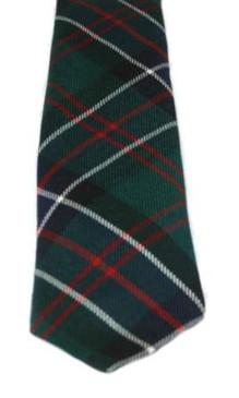 Sinclair Hunting Modern Tartan Tie
