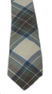 Stewart Blue Dress Tartan Tie