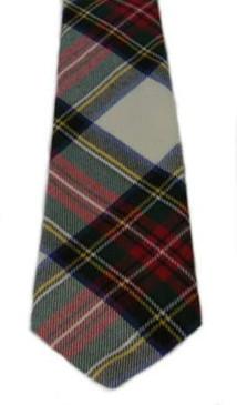 Stewart Dress Modern Tartan Tie