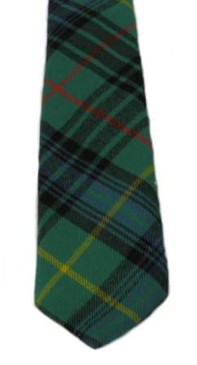 Stewart Hunting Ancient Tartan Tie