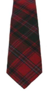 Stewart of Appin Modern Tartan Tie