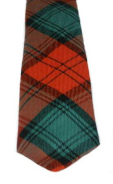 Stewart of Atholl Ancient Tartan Tie